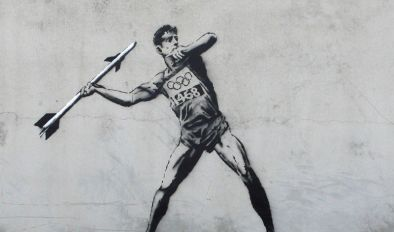 BANKSY – NEW HARD HITTING FILM