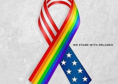 #WESTANDWITHORLANDO
